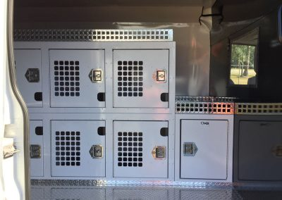 Animal Control Compartments