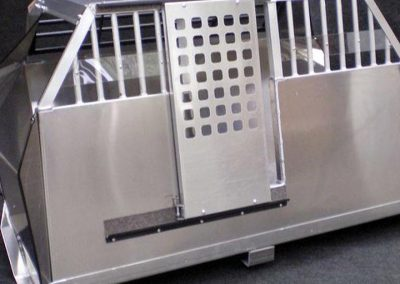 k9 insert frame for police dog